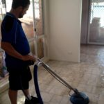 Vinyl Floor Cleaning & Maintenance Services