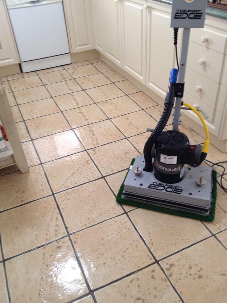 Tile and grout cleaning maintenance sealing gold coast for How to clean unsealed concrete floors