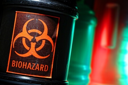 Biohazard Cleaning & Property Restorations