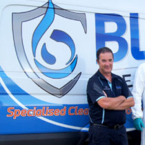 Blueys Company History